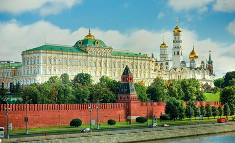 Metro Tour and Kremlin with Cathedrals