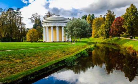 Pavlovsk Park and Royal Palace